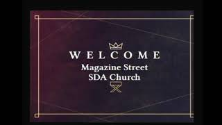 Magazine St. Church  Service 10.2.20