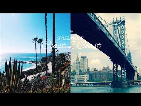 Stylez Major- Coast 2 Coast Featuring Breana Marin [NEW DANCEHALL/REGGAE / HIP HOP / POP 2018