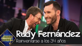 Rudy Fernández revela cómo reinventarse a sus 34 años - El Hormiguero 3.0