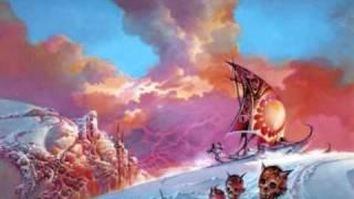 Jon Anderson & Vangelis  - He Is Sailing  ( fast )