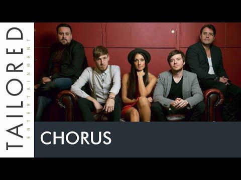 Chorus - Wedding & Function Covers Band From Hampshire, UK