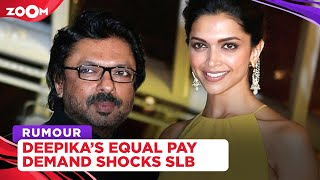 Deepika Padukone's equal pay demand for Baiju Bawra SHOCKS Sanjay Leela Bhansali