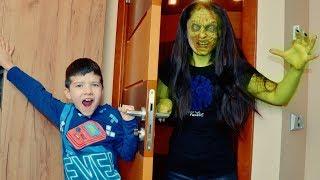 Моя Мама превратилась в Зомби - Nerf Zombie Apocalypse