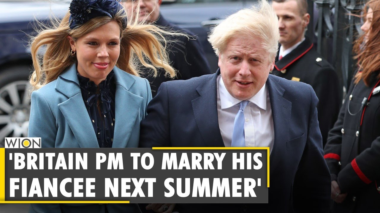 Boris Johnson Marries Fiance Carrie Symonds In Private Wedding