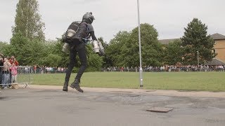 Gambar cover Student Creates World's Fastest Jet Pack
