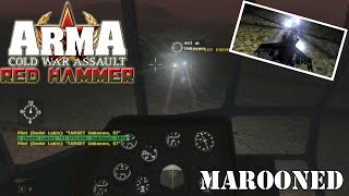 "ARMA: Red Hammer (Operation Flashpoint: Red Hammer) Mission 10 ""Marooned"""