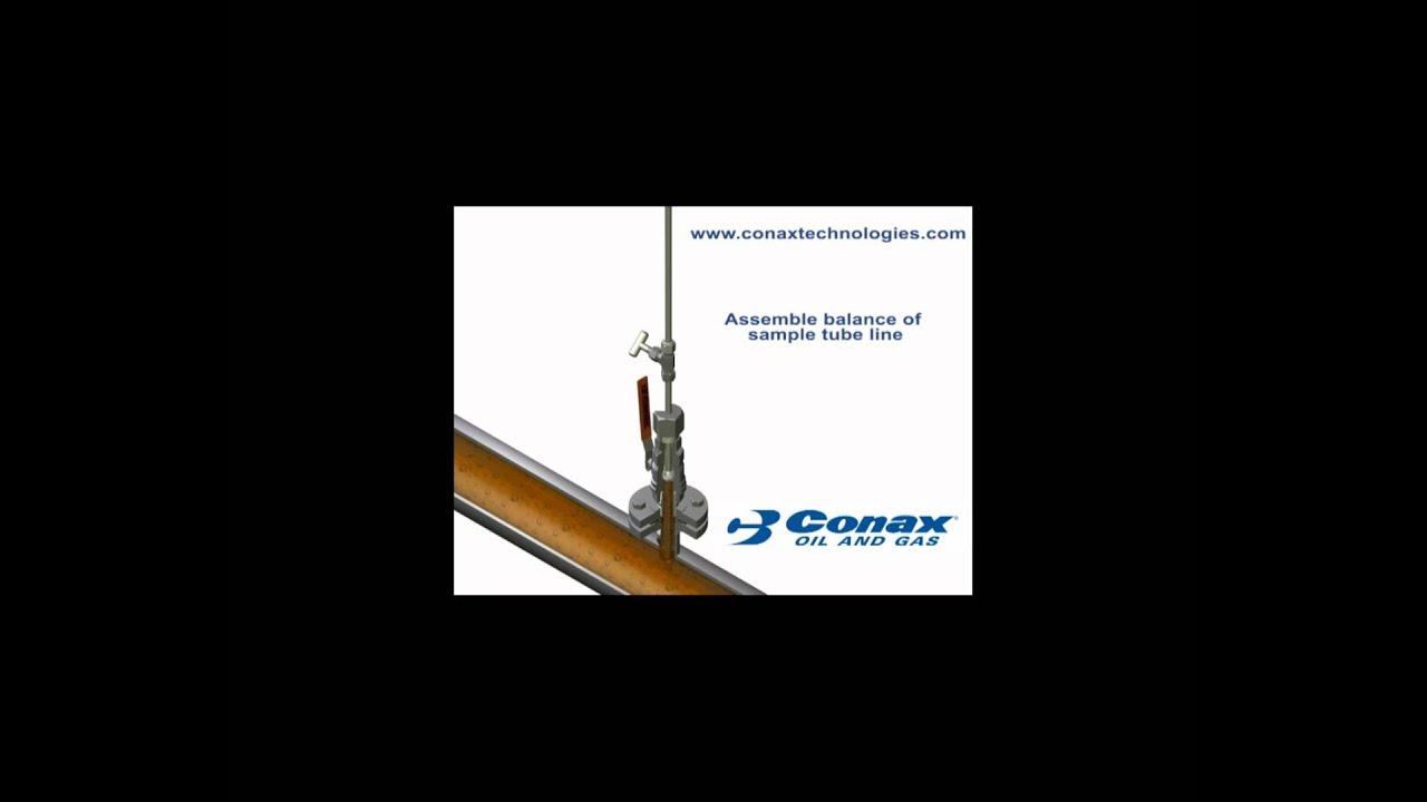 Conax Sample Probe