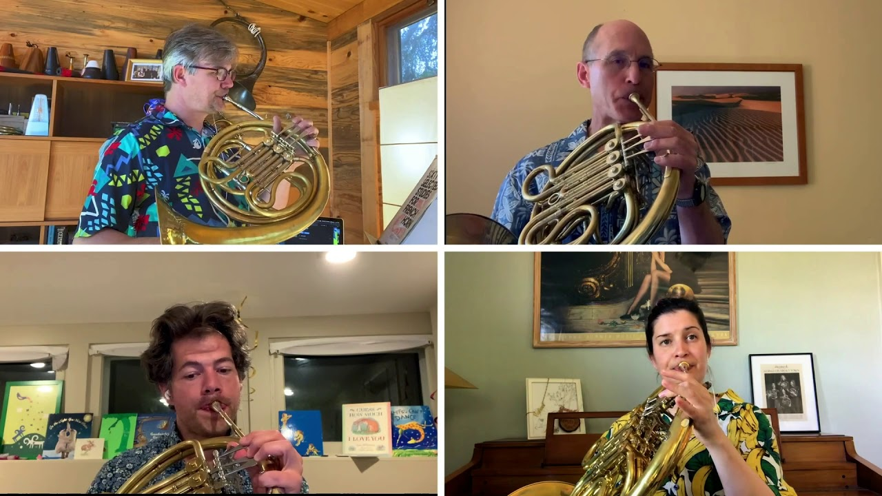 Morning Notes with the Seattle Symphony Horns