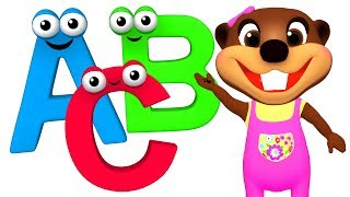 ABC Song for Children | Baby Talk Alphabet Phonics, Kids Learn Colors 123s Rhymes with Learning Toys