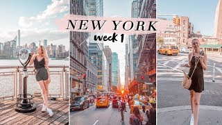 Diario de NUEVA YORK ♥ Semana 1