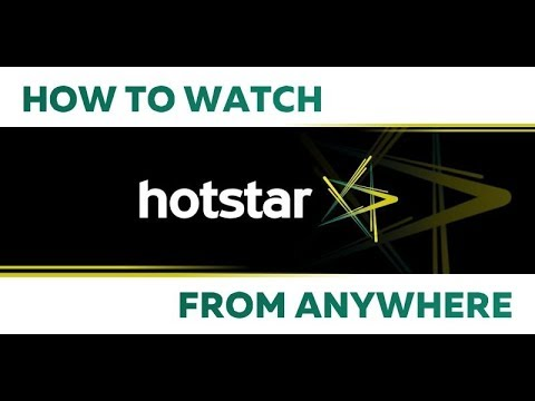 How to Watch hotstar on Andoid Outside India this content not available in  your region