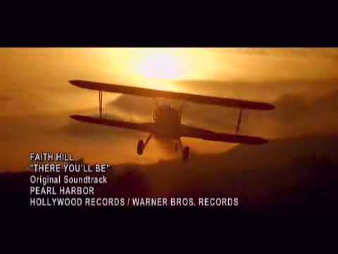 There you'll be Orginal Soundtrack Pearl Harbor