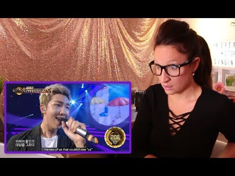 Vocal Coach REACTS to RAP MONSTER (BTS) UMBRELLA -Duet Song Festival