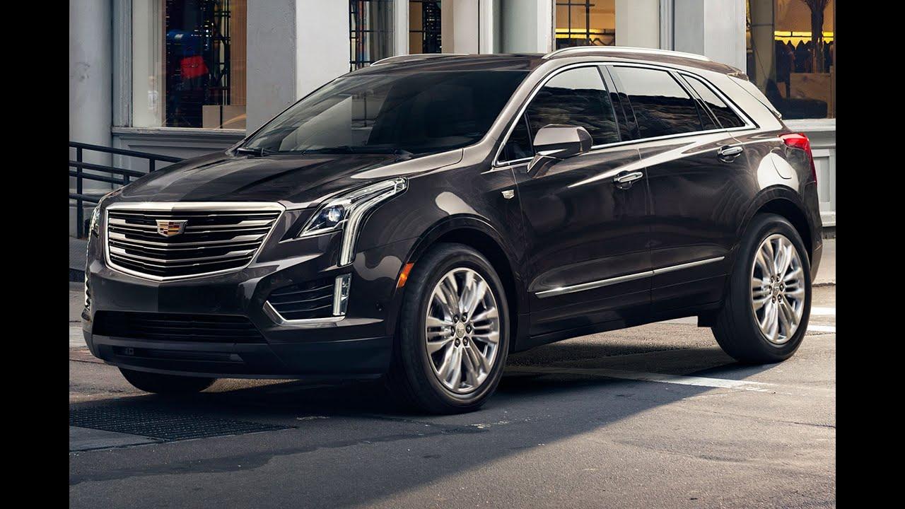 2016 Cadillac Xt5 Finally Perfects The Srx