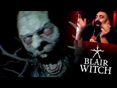 Η ΦΡΙΚΗ του Blair Witch! 😱