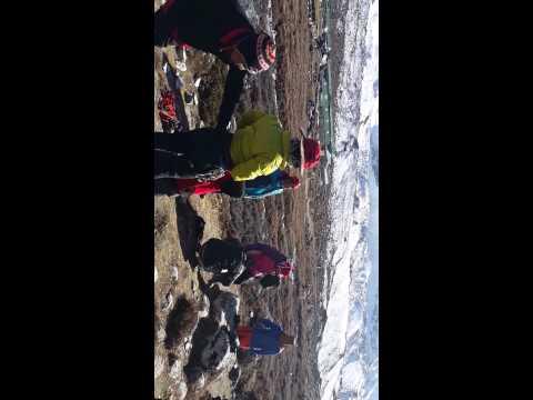 Nepal Trekking peak climbing courses 2017
