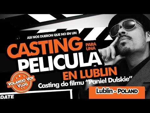 CASTING para una pelicula en Lublin -Volando Voy Vlog