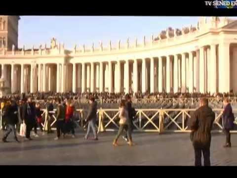 Tv Sened visit Vatican 11 Dec 2016 with Haile Eman Guidance