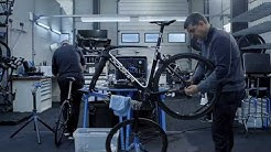 Team Sky December bike build