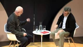 Peter Zumthor zu Gast bei KKL Impuls im KKL Luzern