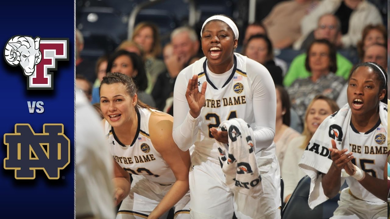 Watch: Notre Dame's Arike Ogunbowale hits game-winning shot to end UConn's perfect season