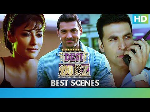 Desi Boys - Best Scenes | Part 2 - Akshay Kumar, John Abraham, Deepika Pdukone & Chitrangada Sin