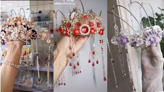 [TIK TOK]enchanted by Chinese brooches and jewelry-Nha Di Cac