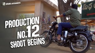 Production No 12 Shoot Begins | Pawan Kalyan | Rana Daggubati | Saagar K Chandra | Trivikram