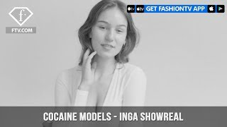 Cocaine Models Management Presents Inga Showreel Model   FashionTV   FTV