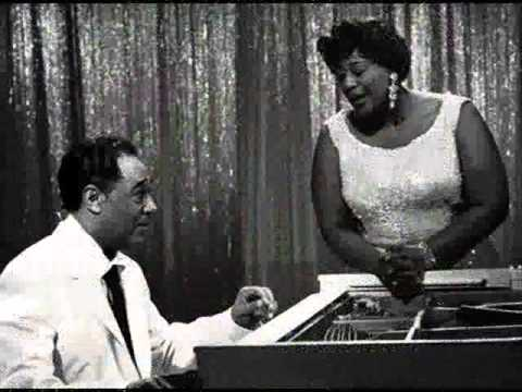 Ella Fitzgerald  In a sentimental mood
