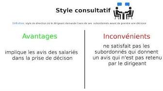 Les styles de direction - Chapitre 1 - Management - TSTMG