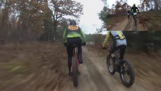 I started working with mountain bike specific trainer, Brian Harris...