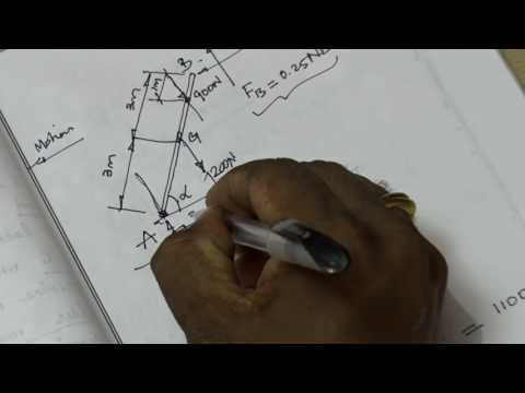 Engineering Mechanics made easy by Prof Dr R : Friction Problem 10