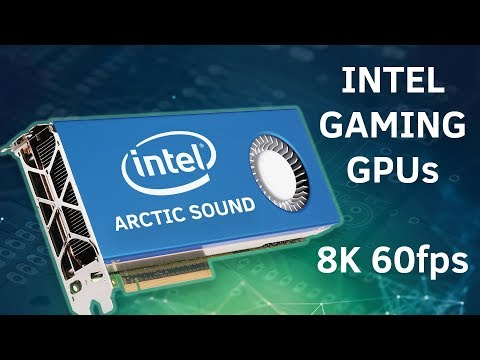 Intel's Upcoming Gaming GPU! - Massive Performer?