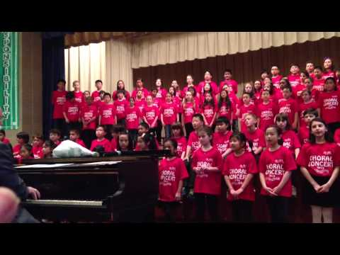 PS 159 Choral Concert 2013