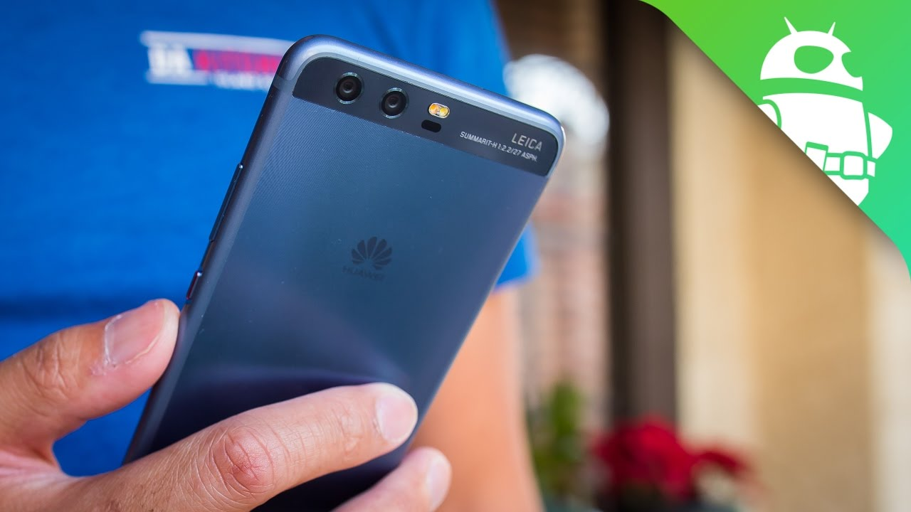 Huawei P10 And P10 Plus Review Youtube
