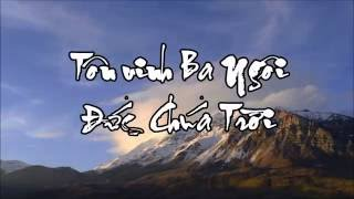 Tôn vinh Ba Ngôi Đức Chúa Trời - David Dong