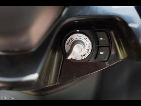 Xe.Tinhte.vn - Chi Tiết Hệ Thống Khoá Thông Minh Smartkey Trên Yamaha NVX 155