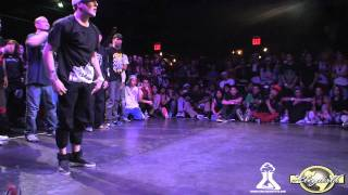 LIONS OF ZION vs 5 CREW DYNASTY (EVOLUTION 6)