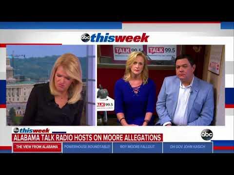 Birmingham Radio Host: Listeners Questioning Source, Timing of Washington Post Roy Moore Report