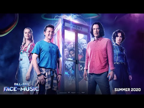 BILL & TED FACE THE MUSIC (2020) HD~1080p