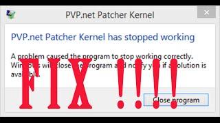 pvp net kernel