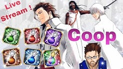 Bleach Brave Souls FGD Live Stream ! Ex Coop und Epic Raids ! #13 [German/Deutsch]