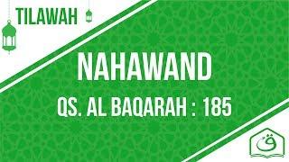 belajar tilawah nahawand surah al baqarah 185 nashoikhul ibad