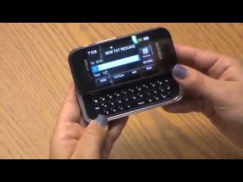 Samsung Glyde Verizon First Look