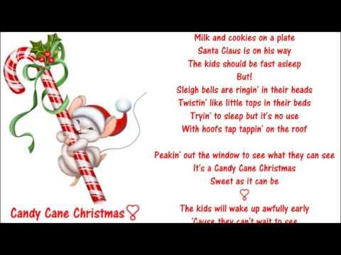 Candy Cane Christmas ༺♥༻ Darius Rucker (Hootie)😊