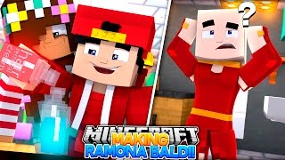 Minecraft Adventure - REVENGE - MAKING RAMONA BALD!!!