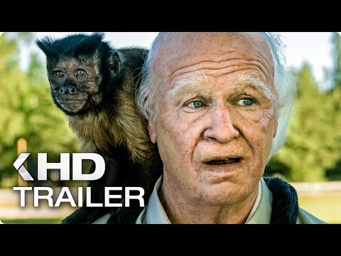 DER HUNDERTEINJÄHRIGE Trailer German Deutsch (2017)
