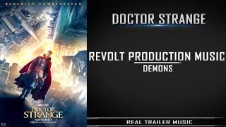 """Doctor Strange - """"The New Avengers"""" Promo #5 Music"""
