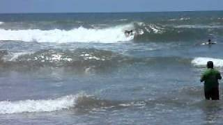 Bodyboard Playa Revolcadero Pierre Pipeline
